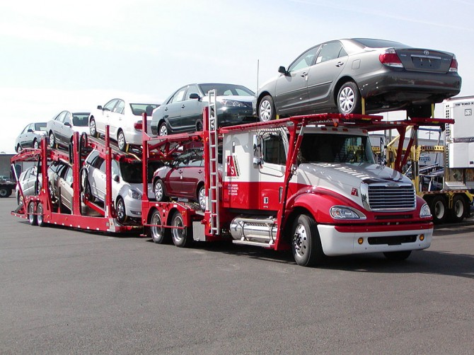 The Basics of California Car Shipping