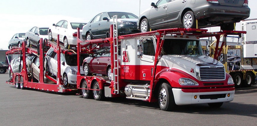 Auto Carrier Transportation For All Vehicle Types